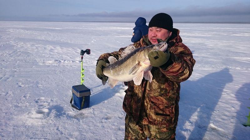 Рыбалка на рыбинском водохранилище зимой 2018
