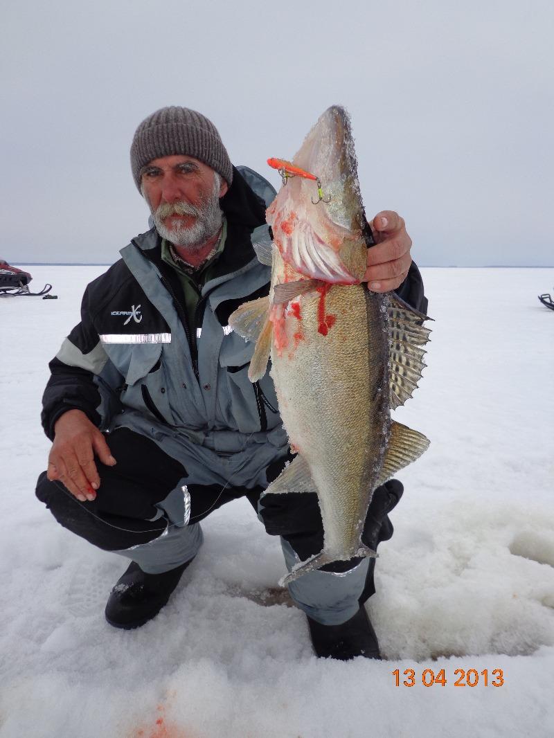 Рыбалка в апреле на рыбинском водохранилище