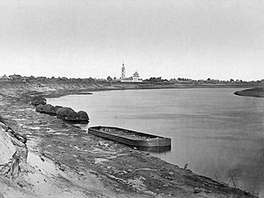 История Рыбинского водохранилища