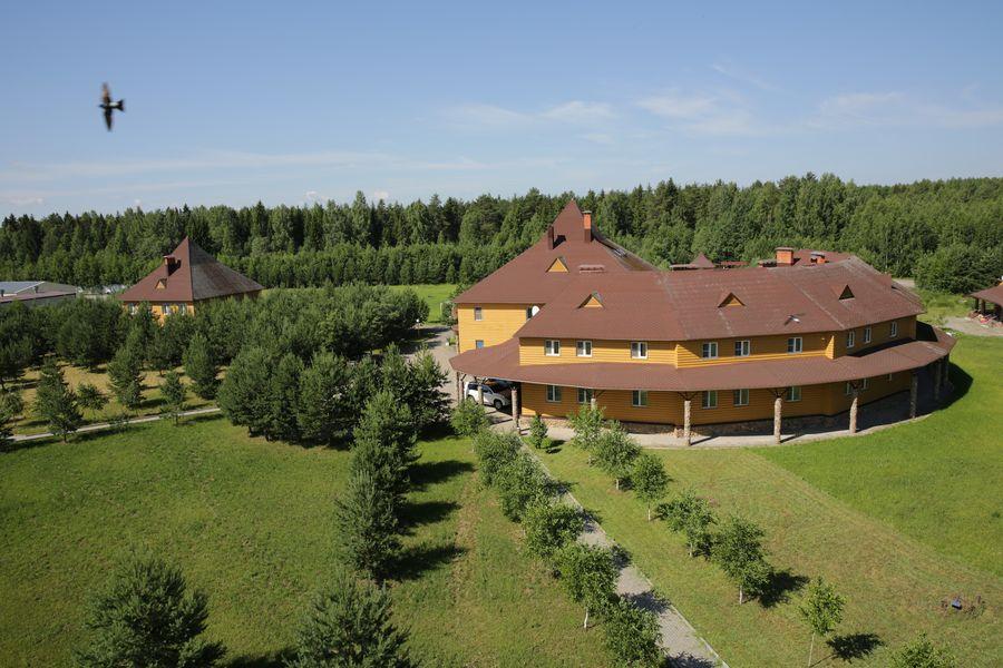 Гостеприимный отель
