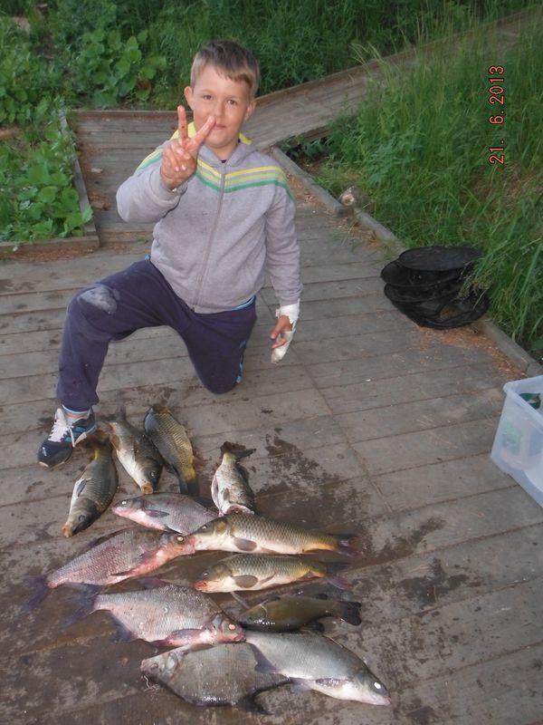 нарские пруды мята рыбалка