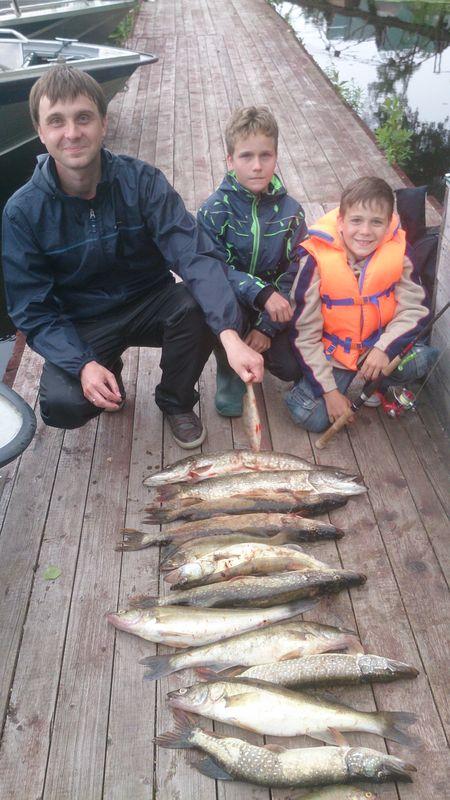 Фотоотчеты с рыбалок по рыбинскому водохранилищу