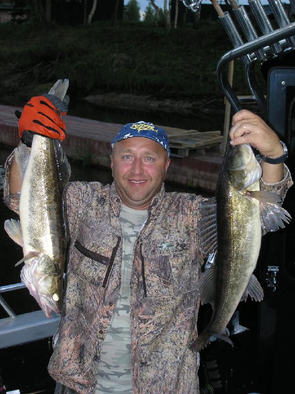 рыбалка в брейтово