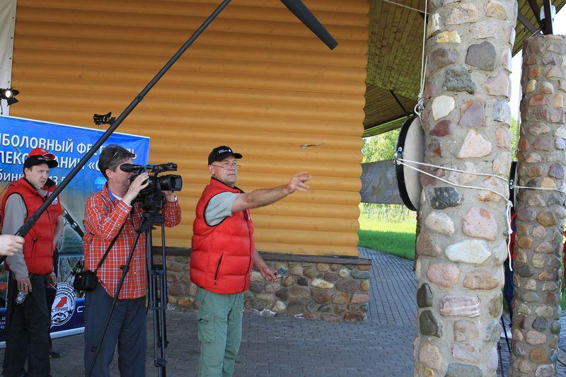 рыболовный фестиваль телеканала охота и рыбалка