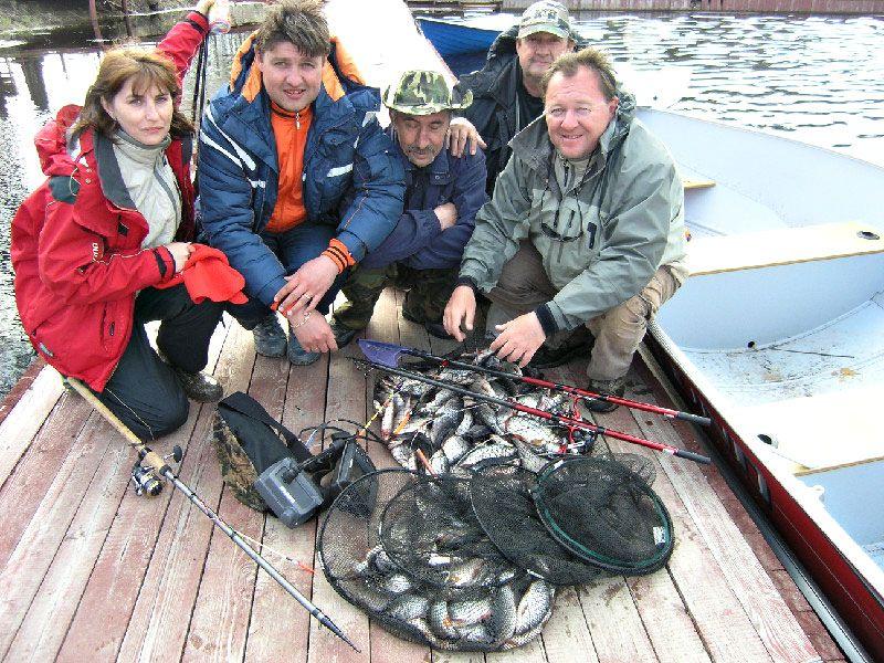 рыбалка на рыбинском водохранилище дом
