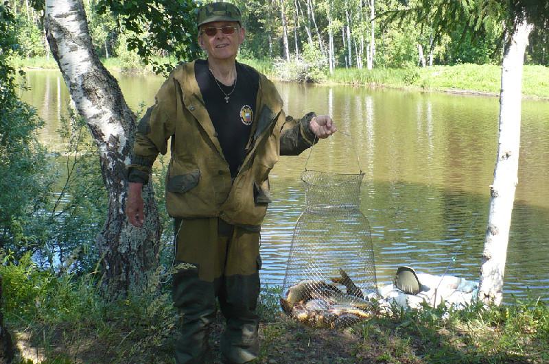 рыбалка станция белоозерская